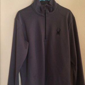 Spyder Quarter Zip Sweater